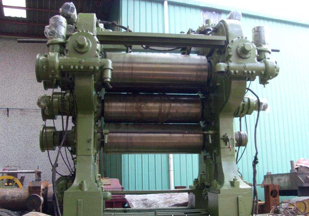 PVC压延机